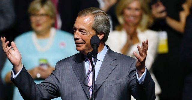 Nigel Farage Predicts Donald Trump Will Win in November — Joe Biden is 'Wholly Unfit for High Office'