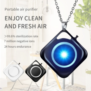 Invisible Mask Air Purifier Pendant