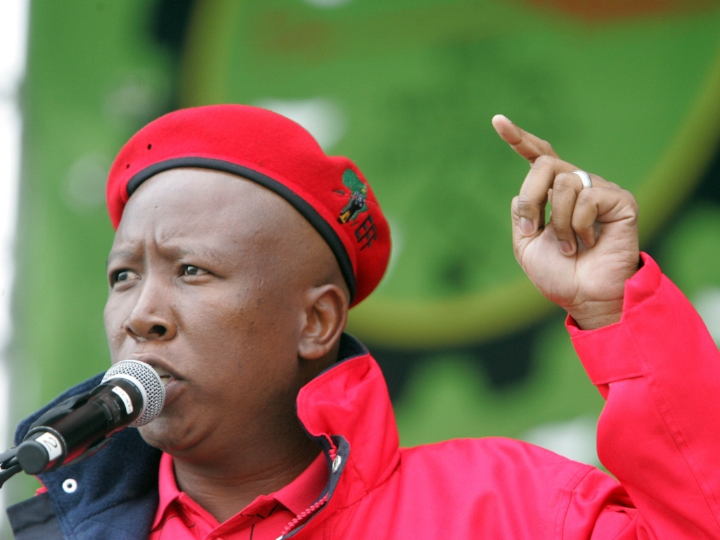 Zimbabwe embassy tackles Julius Malema on land and compensation of white farmers