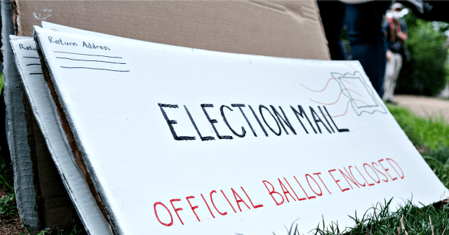 Democrat Insider Details Mail-In Voting Fraud Operation: 'This Is a Real Thing'