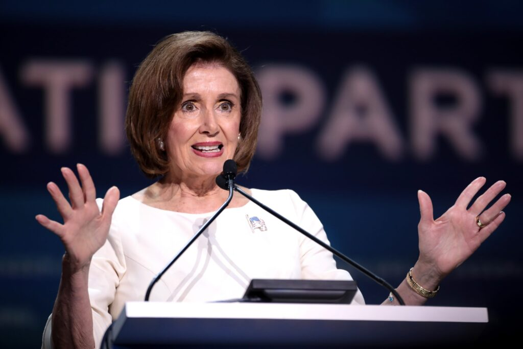 Trump Warns With Mail-In Voting, Pelosi Could Be President