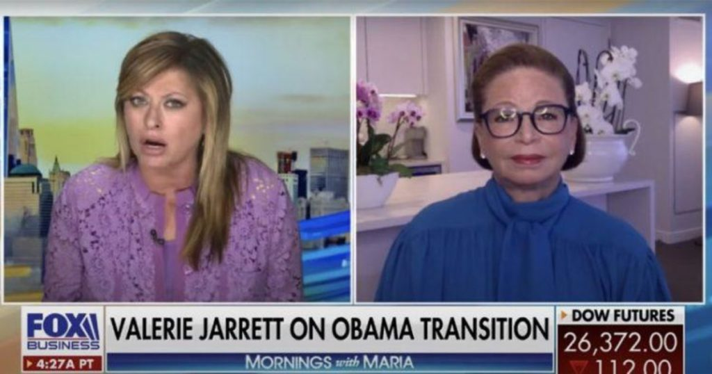 Valerie Jarrett Gets Questioned Over Obama & Biden's Role In Spying On Trump Campaign: 'You Say You Knew Nothing About It? You Were President Obama's Right-Hand!'