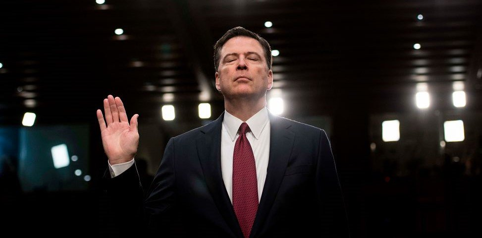 HUGE: Former and Fired FBI Director Comey Is In Big Trouble – He Knew Carter Page Worked for the CIA But Signed Bogus FISA Warrants Anyway