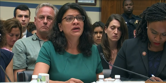 Ethics Committee Nails Rep. Tlaib for Paying Herself from Campaign Illegally