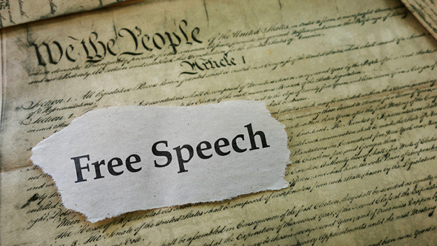 "Republican members of Congress introduces legislation to protect online ""political speech"""