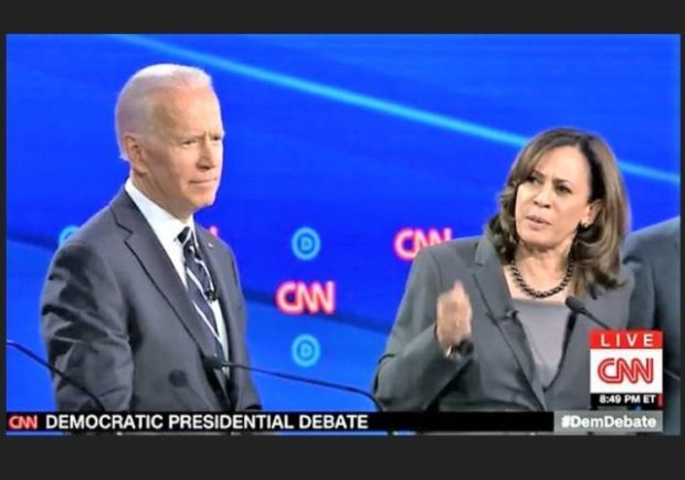 Why Did Biden Pick Kamala? Follow the Money