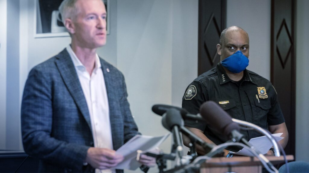 To Police Dismay, Portland Mayor Bans Police Use of Tear Gas After +100 Days of Rioting