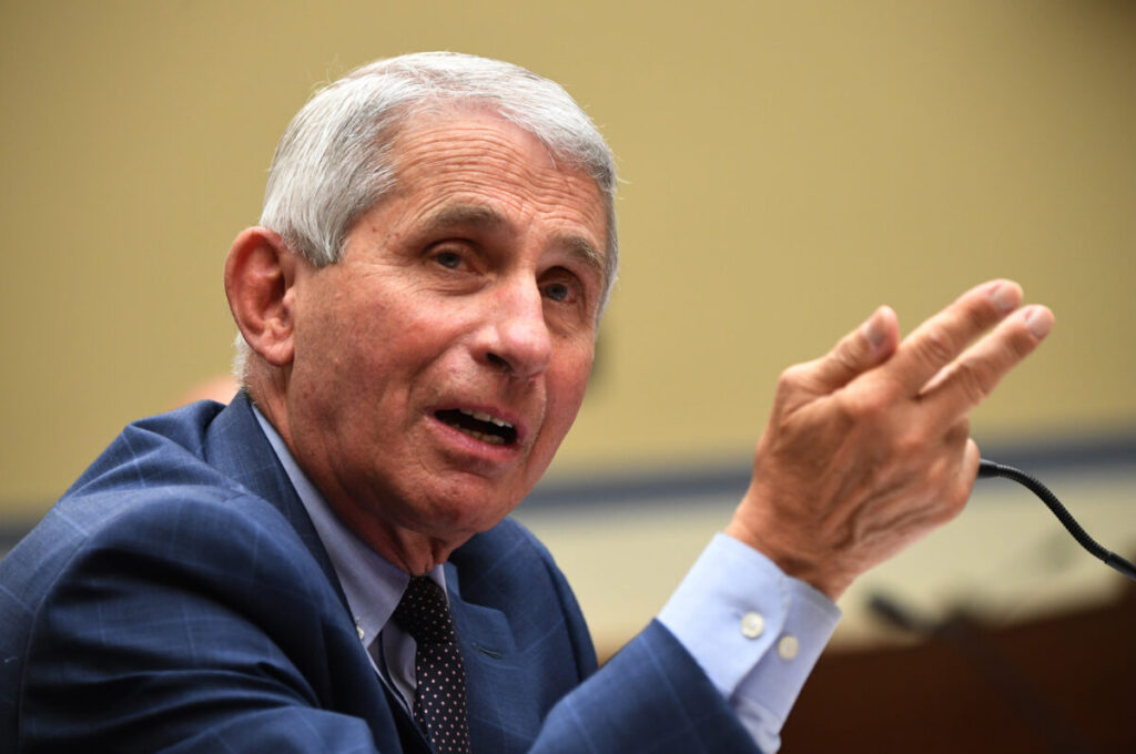 Fauci Wants UN to 'Rebuild the Infrastructures of Human Existence'