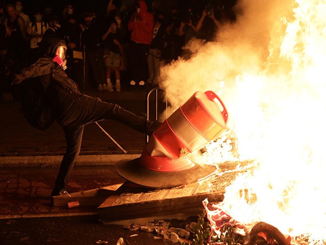 Nolte: BLM Riots Are Officially the Most Costly Manmade Damage to American Property in History
