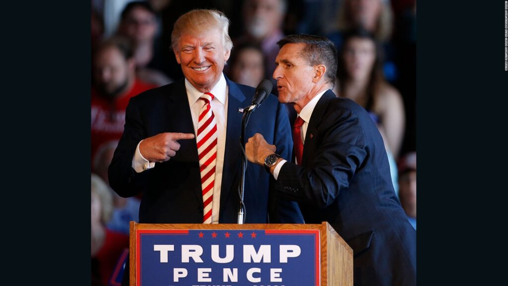 US vs Flynn: 'The Man Who Knew Too Much'