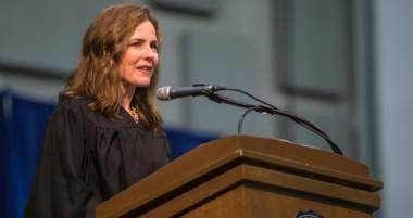 Amy Coney Barrett: the Perfect Candidate to Replace Ginsburg?