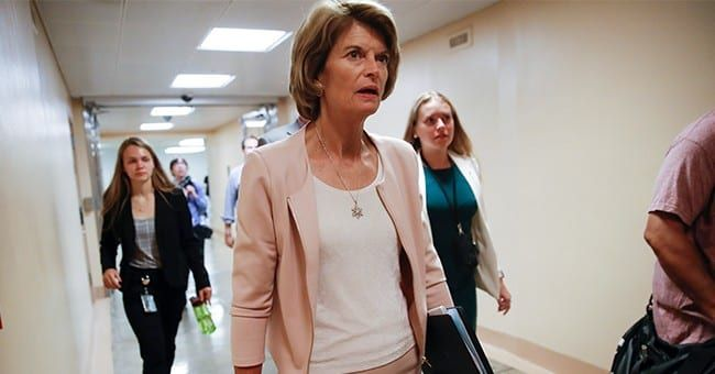 Sen. Lisa Murkowski says she will not vote on a SCOTUS vacancy before the election