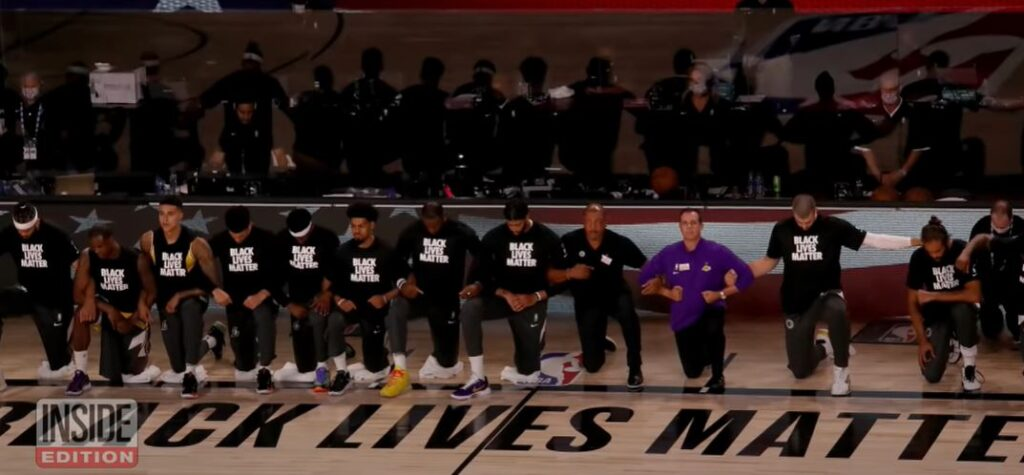 Black Lives Matter's Cannon Fodder: Its Own Allies and Supporters