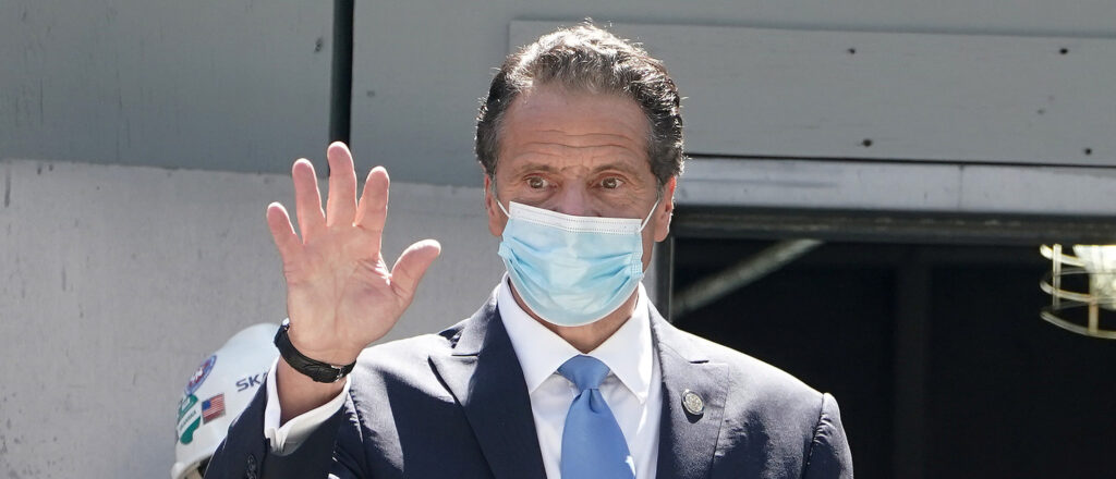Cuomo Forms Task Force To Review Virus Vaccine, Saying He Does Not Trust The Feds
