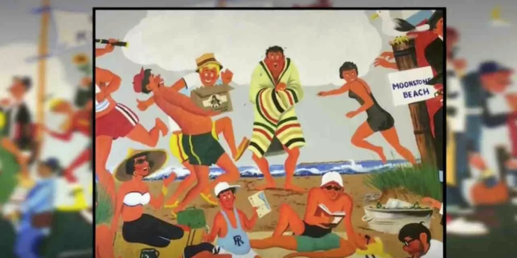 Nearly 70-year-old murals at college to be removed after complaints they depict too many white people