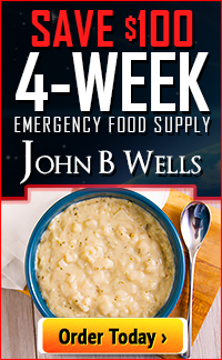 My Patriot Supply, Prepare with John B Wells