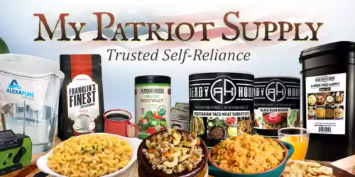 My Patriot Supply from Food with John.com