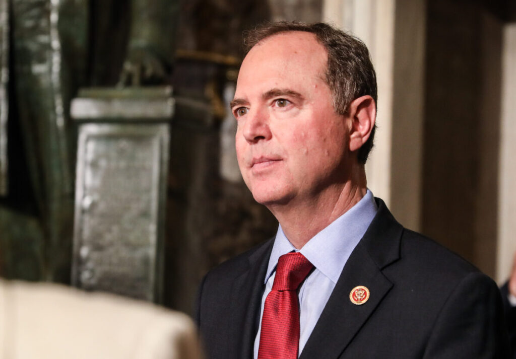 Schiff: New Whistleblower Complaint Alleges Suppression of Russian Election Interference Reports