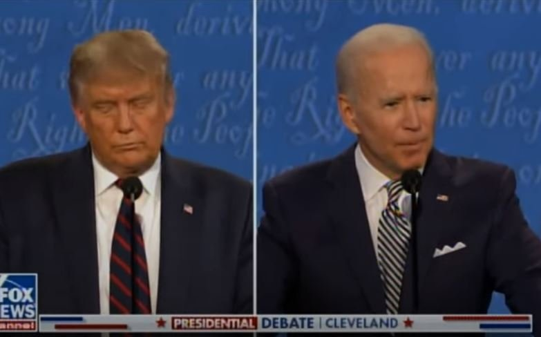 "WHEN JOE BIDEN LOST: Chris Wallace: ""Have You Called Portland Mayor or Oregon Governor to Stop Violence?"" – Joe Biden: ""I Don't Hold Public Office Now"""