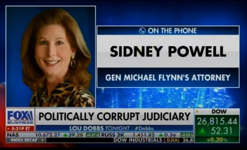 """It is an Absolutely Appalling Travesty of Justice"" – Sidney Powell Threatens to Bring General Flynn Case Immediately to Supreme Court (VIDEO)"