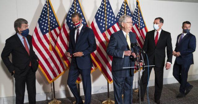 Senate Democrats Block GOP's Slimmed-Down Stimulus Bill