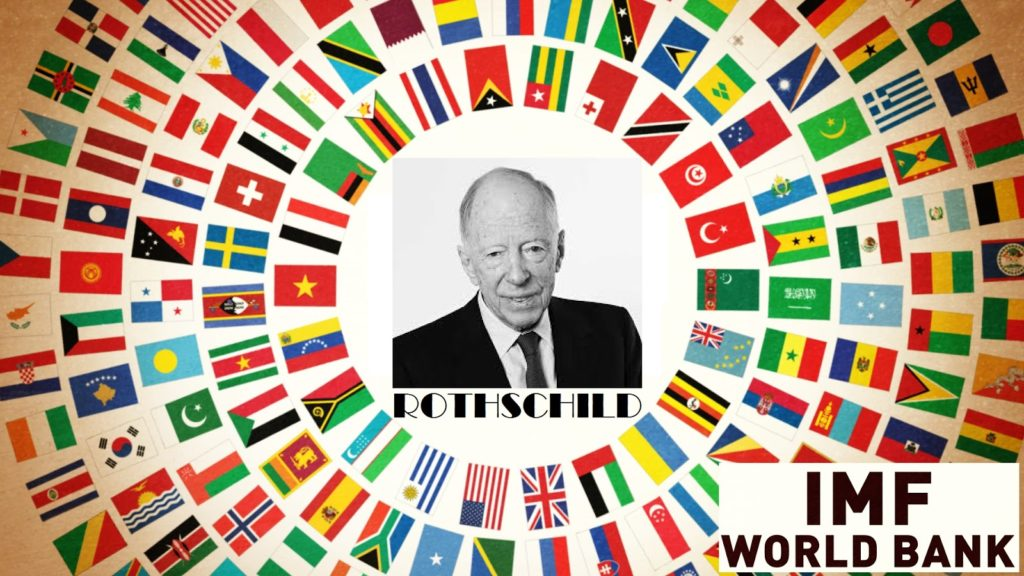 Complete List Of Rothschild Owned And Controlled Banks