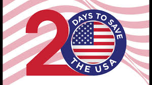 20 Days to Save America