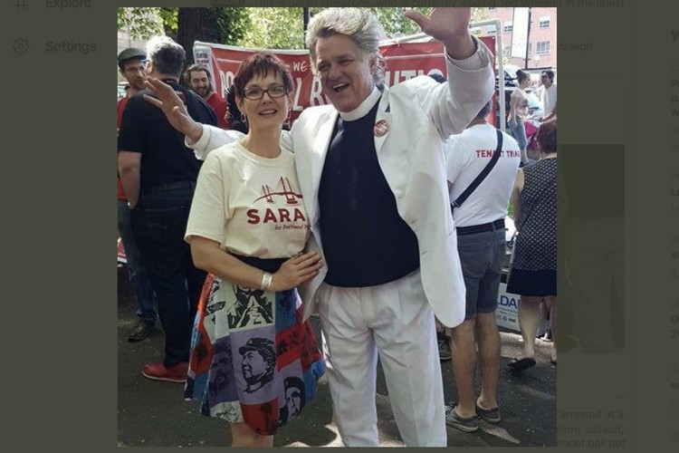 Leading Portland Mayoral Candidate Wears Skirt Depicting Mass Murderers. Campaign Chief Is Open Communist
