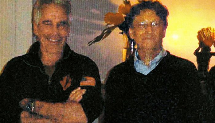 Bill Gates, Jeffrey Epstein and Nobel Committee Chair Behind Obama's Award Met in 2013