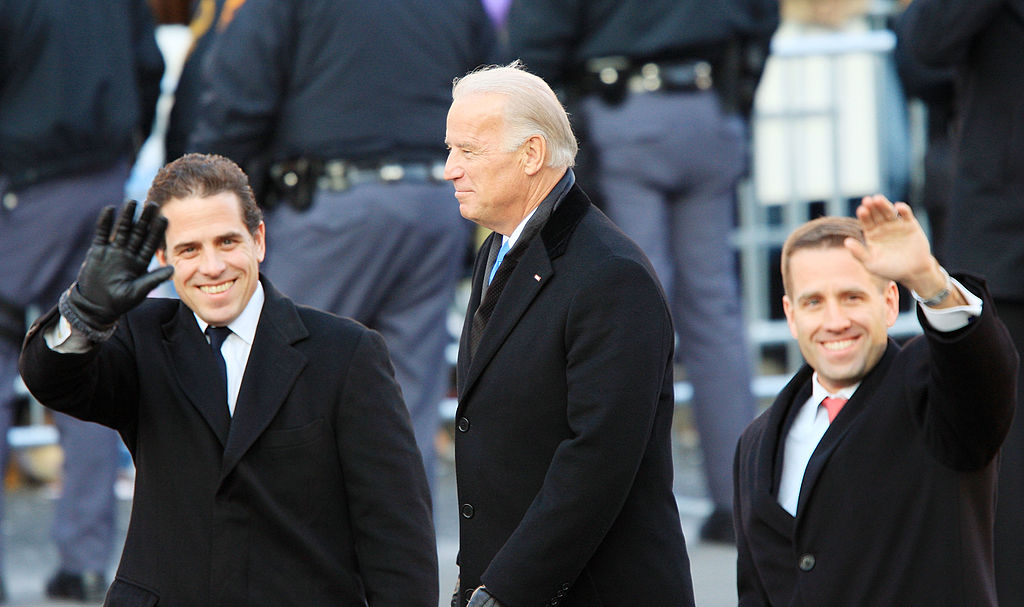 China in Focus (Oct. 20): Hunter Biden's Associates Helped CCP Meet With White House: Report