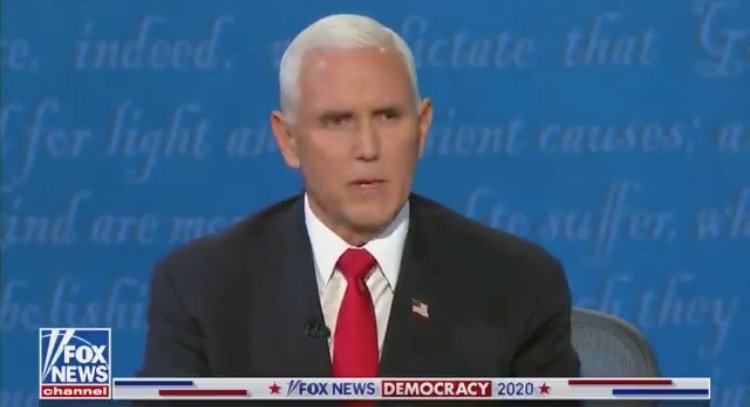 "Kamala Seethes as Pence Calls Out China: ""We Are Going to Hold China Accountable For What They Did to America with the Coronavirus"" (VIDEO)"