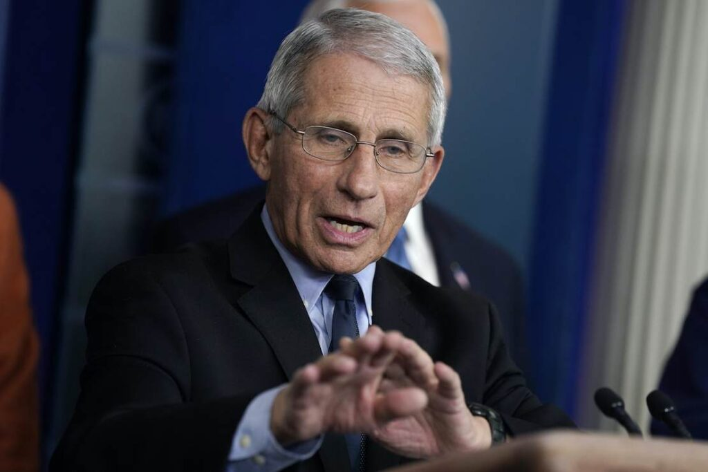 Dr. Fauci Tells Americans to 'Bite the Bullet and Sacrifice' Thanksgiving