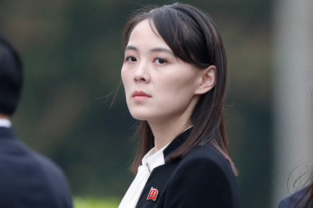 Is Kim Yo Jong North Korea's next leader?