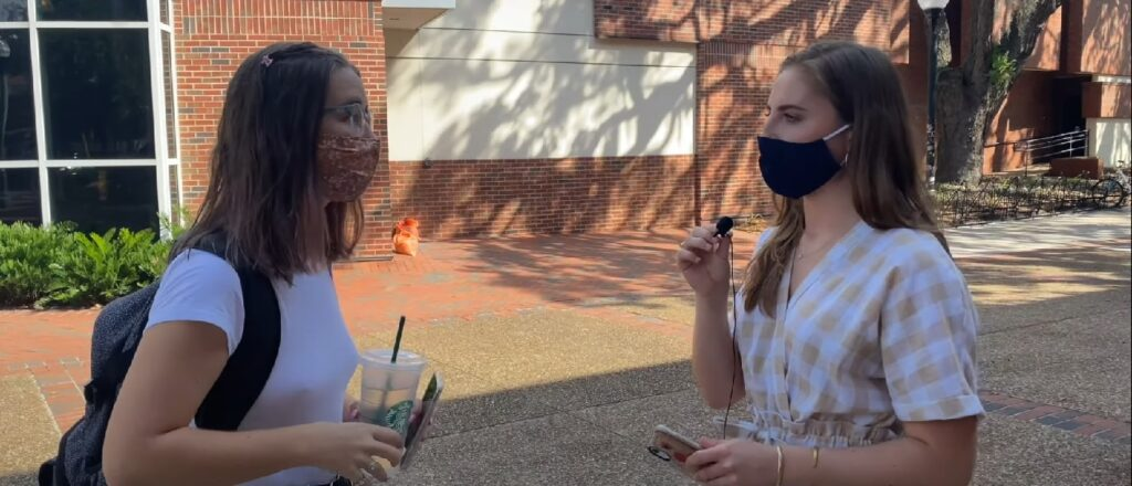 VIDEO: Students shocked when told about Hunter Biden scandal