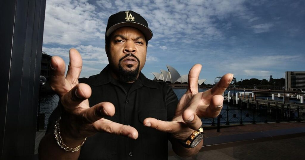 Ice Cube says CNN canceled his interview because they 'can't handle the truth'