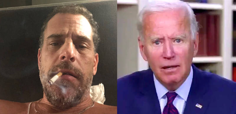 That time Hunter Biden got a six figure yearly retainer from a credit card company while Daddy Biden worked on major credit card legislation