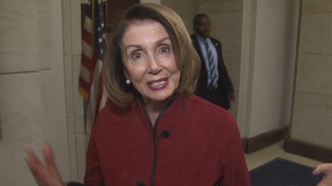 Rep. Doug Collins Introduces Resolution To Remove Nancy Pelosi For Lack Of Mental Fitness
