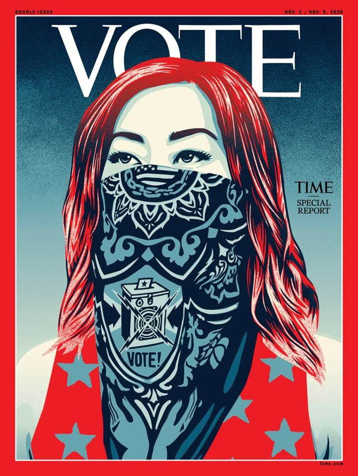 WOW! TIME Magazine Doesn't Even Hide the Rapidly Unfolding Covid Communist Plot!