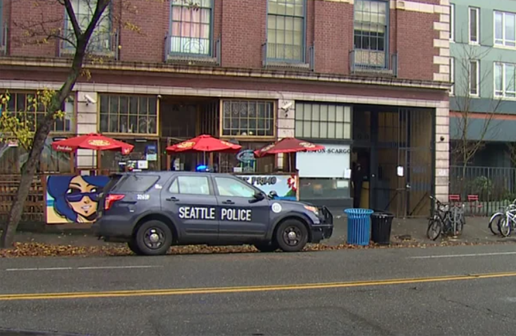 Two stabbings occur in Seattle as city council votes to cut police department budget