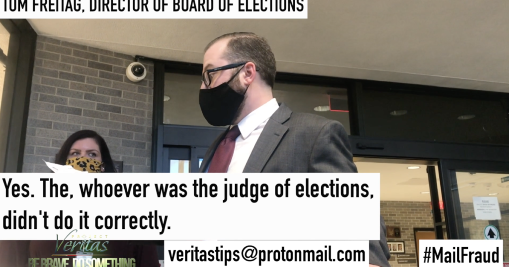 Spoiled Bucks County Ballots Found in Trash; Top County Election Official: 'The Judge of Elections Didn't Do It Correctly;' Pennsylvania Law: Hold Spoiled Ballots for 22 Months