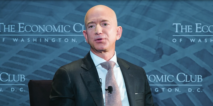 Radicals Blast Bezos for Giving Climate Agenda $$ to 'Predominantly White Institutions'