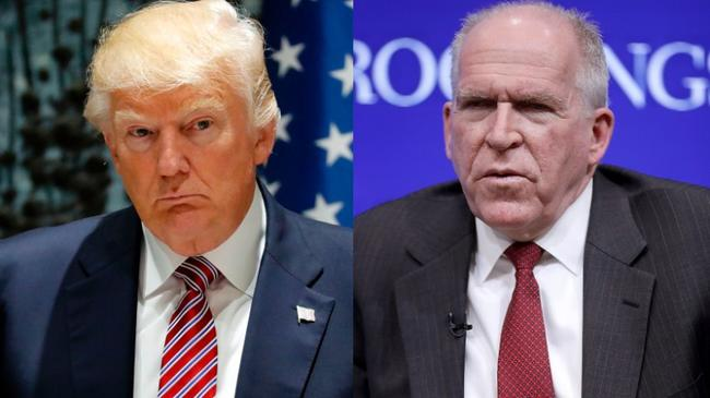 "Ex-CIA Chief Under Obama Urges Palace Coup Against Trump So He Doesn't ""Declassify Everything"""