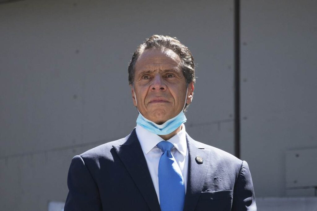 Insanity Wrap #103: Embarrassing -- Granny-Killer Cuomo Can't Keep His COVID Numbers Straight