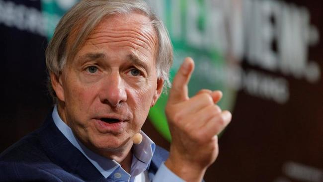 Dalio: The United States Is At A Tipping Point That Could Lead To Revolution Or Civil War