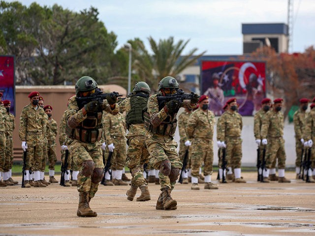 Turkish Troops to Remain in Libya for Another 18 Months