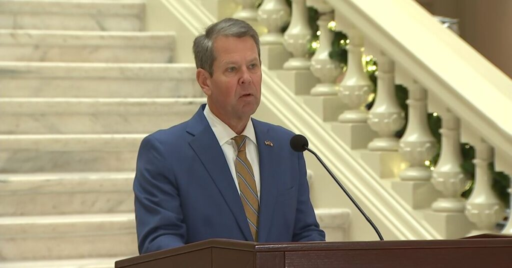 16-year-old escapes Georgia sex trafficking gang; several people arrested, Gov. Kemp announces