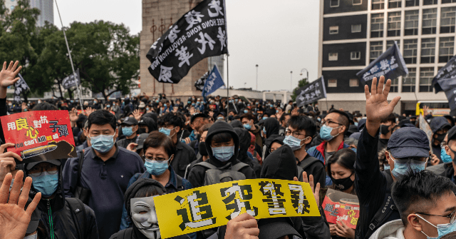 Chinese Foreign Ministry Compares D.C. Riot to Hong Kong Protests