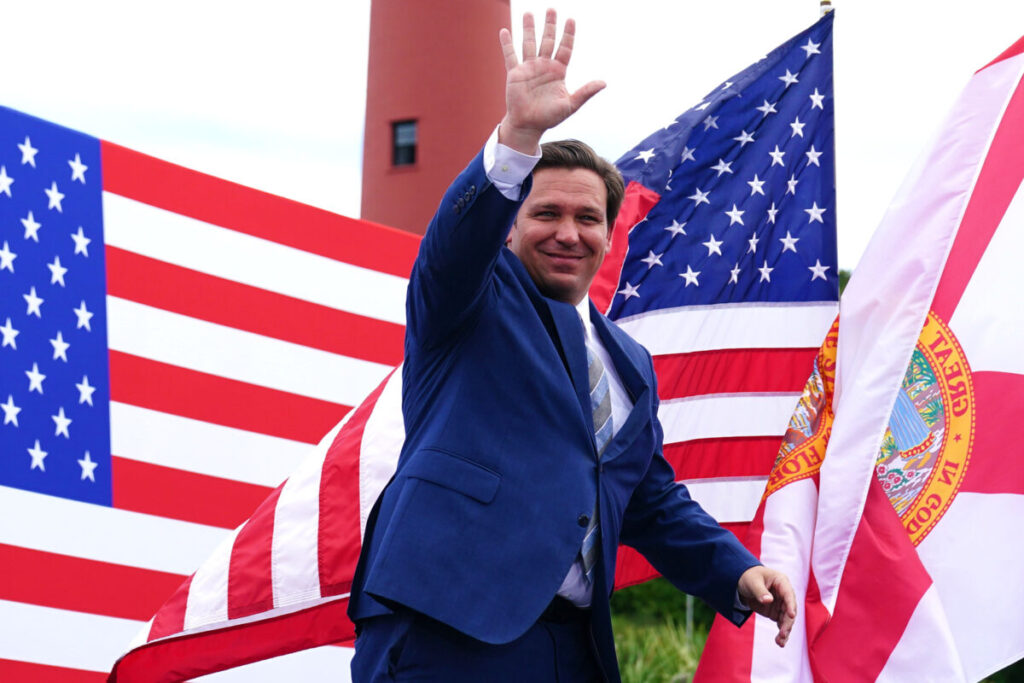 Ron DeSantis: 'We're Going To Take Action' On Tech Companies Over Censorship, 'Most Important' Issue