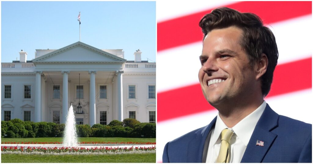 VIDEO: Matt Gaetz Hints At 2024 Presidential Bid