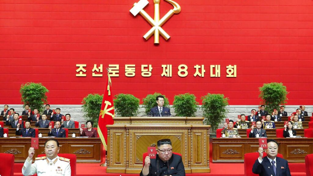 Kim Jong Un admits his economic plan for North Korea has failed